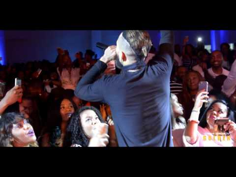 Phyno - Connect [Official Concert Video] - Houston, Texas
