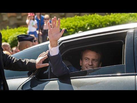 Ευρεία νίκη του κόμματος Μακρόν στις βουλευτικές εκλογές