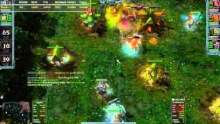 Heroes Of Newerth  [HON] Epic Non Turn Back  Finish