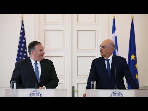 Μάικ Πομπέο: Δεν θα επιτραπεί στην Τουρκία να κάνει παράνομες γεωτρήσεις…