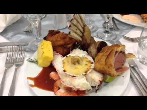 Gourmet dinner buffet- New Years Eve Cancun