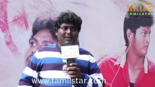 Black Pandi at Muruga Valliyoda Oorvalama Movie Launch