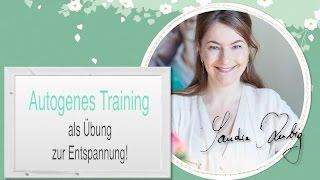 Video Autogenes Training praktische Übung - Sandra Kubig MP3, 3GP, MP4, WEBM, AVI, FLV Juli 2018