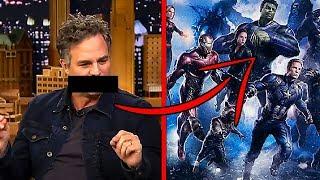 Download Video Der Hulk Schauspieler wurde gefeuert, weil er den Titel des neuen Avengers Film enthüllte! MP3 3GP MP4