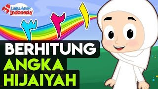 Belajar Berhitung Angka Hijaiyah – Lagu Anak Islami – Lagu Anak Indonesia