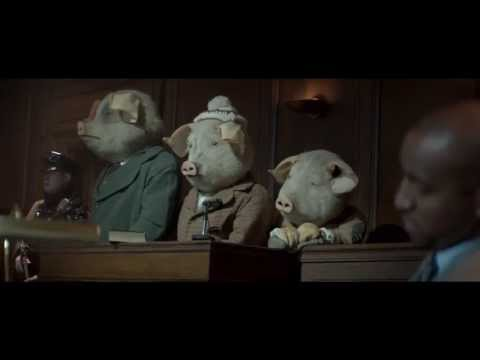 Guardian open journalism: Three Little Pigs advert