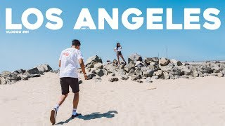 Video TRAVEL-VLOGGG #81: LOS ANGELES! - Mirip GTA V Banget Ya? MP3, 3GP, MP4, WEBM, AVI, FLV November 2018