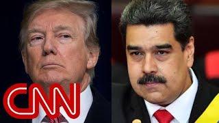 Venezuelan president breaks diplomatic ties with US