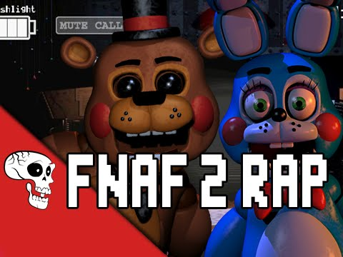 Five Nights At Freddy's 2 Rap by JT Music \