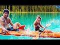 I WANNA LIVE ON A LAKE! | Music Countdown Vlog Day #4