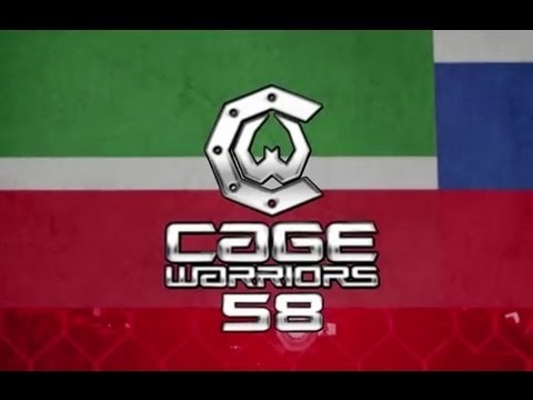 Cage Warriors 58: Promo