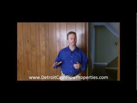 Detroit Performing Rental – Turn Key Investment Property