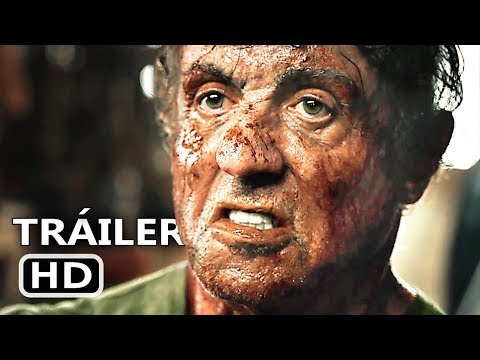 RAMBO 5 LAST BLOOD Tráiler Español SUBTITULADO (2019) Sylvester Stallone