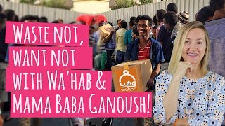 In our final Ramadan episode of the season, Mama Baba Ganoush is giving back to the Qatar community through a good cause...