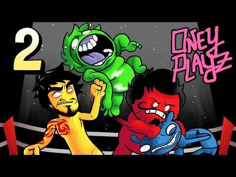 Oney Plays Gang Beats - Ep 2 - Way of the Warrior (видео)