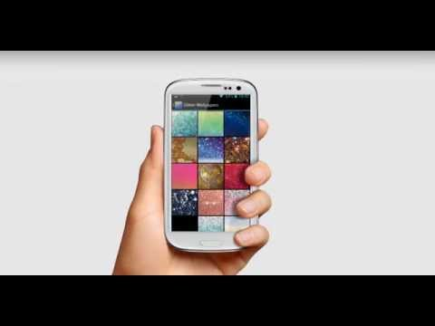 Glitter Wallpapers App Android