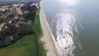 Video thực tế dự án Ocean Dunes tháng 9/2016