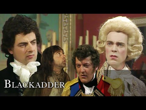 Blackadder The Third's Cunning Compilation | Blackadder The Third | BBC Comedy Greats
