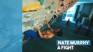 Climbing With Nate Murphy - Big Youtuber - Epic by Eric Karlsson Bouldering