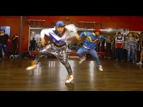 @MissyElliot - WTF (Where They From) | Willdabeast Adams & Janelle Ginestra Dance Choreography