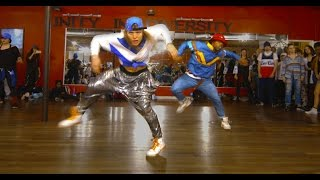 @MissyElliot - WTF (Where They From)   Willdabeast Adams & Janelle Ginestra Dance Choreography