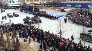 Parakalimi I FSK Dhe PK Ne 5 Vjetorin E Pavarsise Se Kosoves