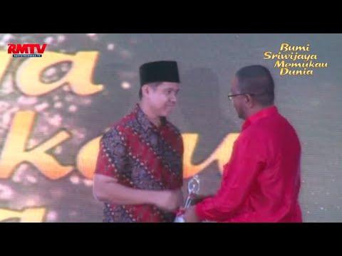 Bupati PALI Bangga Raih Penghargaan Inspiration Award