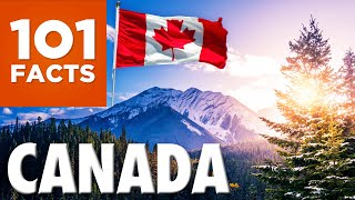 The land of hockey, maple syrup, bloody nice people and a whole host of fairly accurate stereotypes, this is 101 Facts About Canada! Subscribe to 101 Facts Here: http://bit.ly/1MtNBJDFollow 101 Facts on Twitter: https://twitter.com/101Facts1