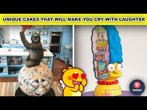 Funny Pictures #4: Hilarious Cakes We Can't Believe People Really Order