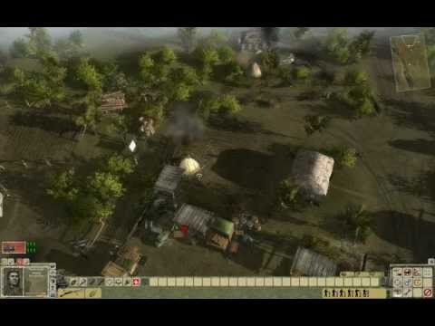геймплей Men of War: Red Tide(CD-Key, Steam, Region Free)