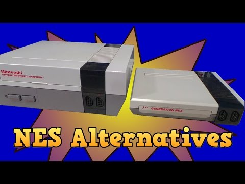 Video Nintendo NES Classic Alternatives and clones download in MP3, 3GP, MP4, WEBM, AVI, FLV January 2017