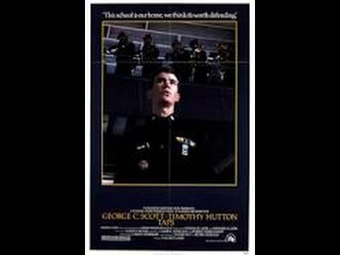 Taps 1981 Movie  / Sean Penn & Tom Cruise