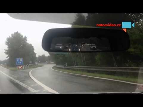 Hromadna dopravni nehoda na D1