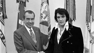 Nonton The Story Behind Elvis Presley's Meeting with Richard Nixon In The Oval Film Subtitle Indonesia Streaming Movie Download
