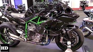 7. Hot news!!!! 2018 Kawasaki Ninja H2R GreenLine ND  spec & price