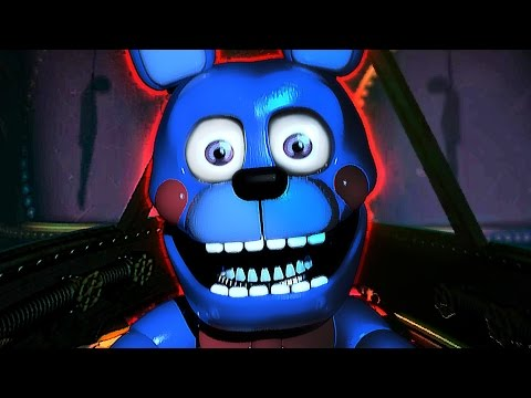 Five Nights at Freddy's: Sister Location - Part 3 (видео)