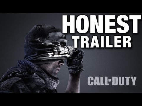 Honest Trailer Of Call Of Duty