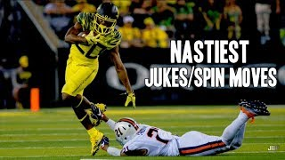 Video Nastiest Jukes/Spin Moves of the 2016-17 College Football Season ᴴᴰ MP3, 3GP, MP4, WEBM, AVI, FLV Agustus 2018