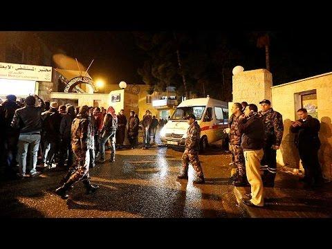 Ιορδανία: Πολύνεκρη επίθεση ενόπλων στο Καράκ