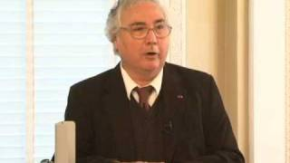 International Seminar On Network Theory: Introduction By Manuel Castells