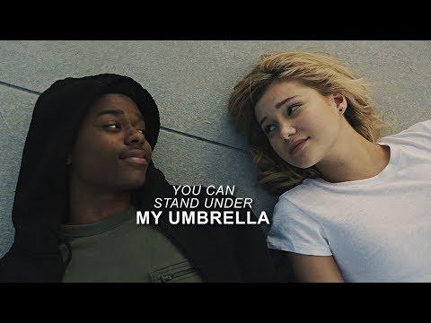 Tyrone & Tandy (Cloak & Dagger) | Umbrella