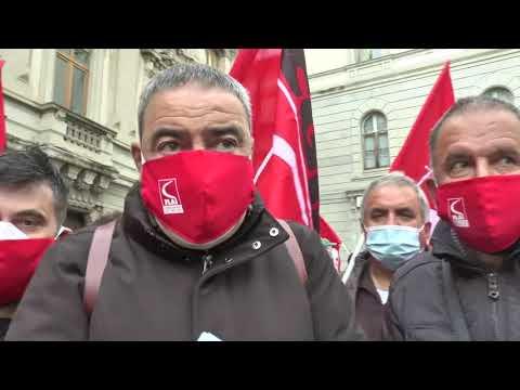 Forestazione: sindacati e lavoratori in protesta davanti alle Prefetture calabresi