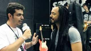 Entrevista com Marcelo Barbosa na Expomusic 2013