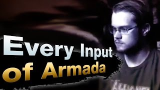 All of Armada's inputs shown and counted!