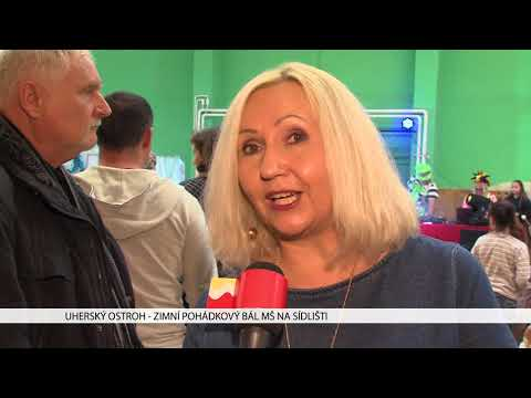 TVS: Uherský Ostroh - Pohádkový bál MŠ Na sídlišti