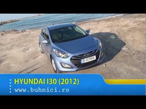 Hyundai i30 2012 (review by www.buhnici.ro)