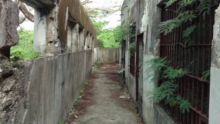 The Old Japanese Jail at Garapan, Saipan, Northern Mariana Islands is among the few remains of the pre-WWII city. This jail is ...