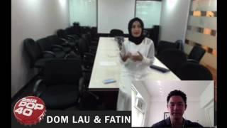 Video Fatin Shidqia Lubis interview on Asia Pop 40 MP3, 3GP, MP4, WEBM, AVI, FLV Agustus 2018