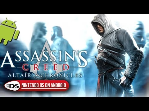 assassin's creed altair's chronicles download ita nintendo ds rom eu