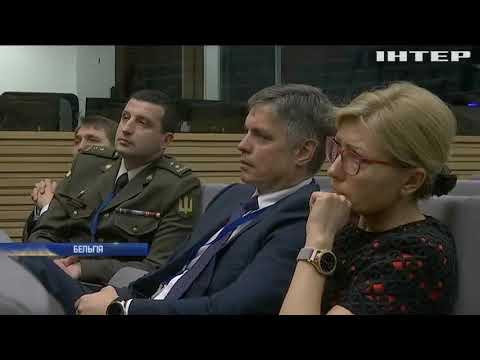 В Брюсселі українські жінки-військові поділились власним досвідом на війні